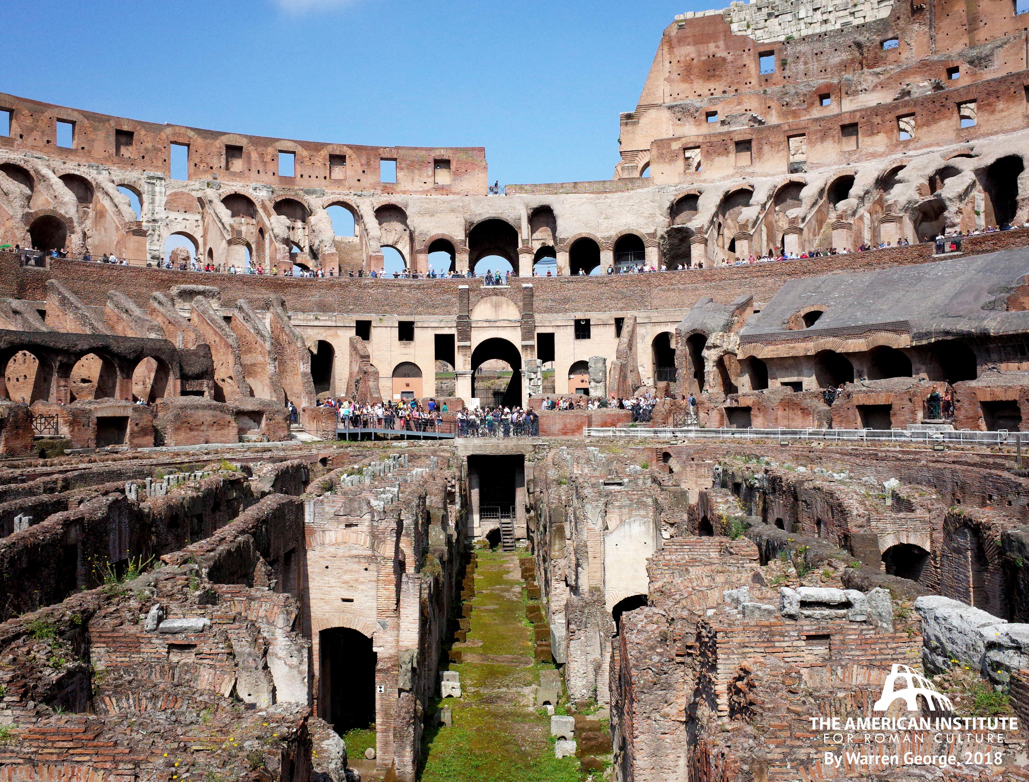 Amphitheatrum (Amphitheaters) General