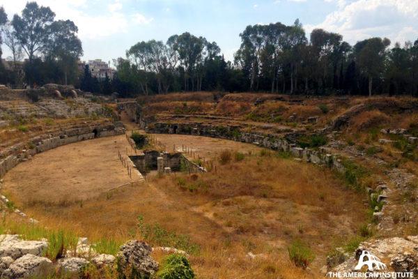 Ancient Rome Live Amphitheatrum (Amphitheaters) General Siracusa 01 Warren George