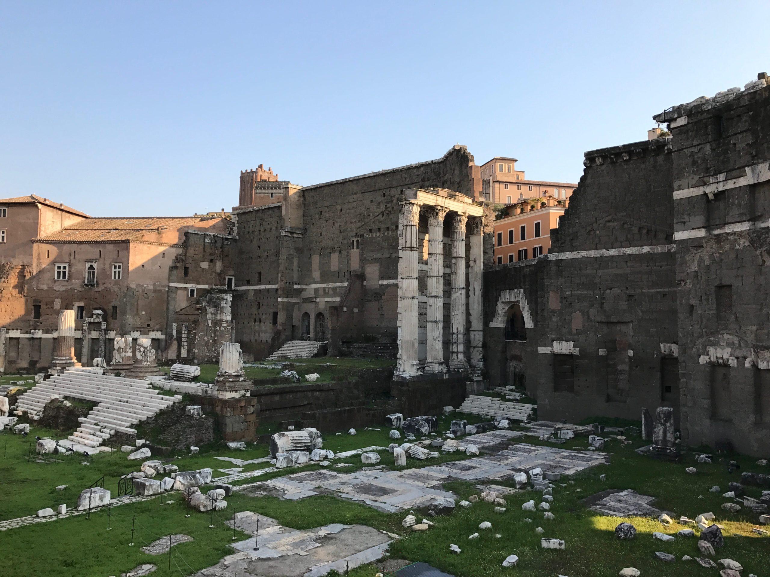 Forum Augustum (Forum of Augustus)