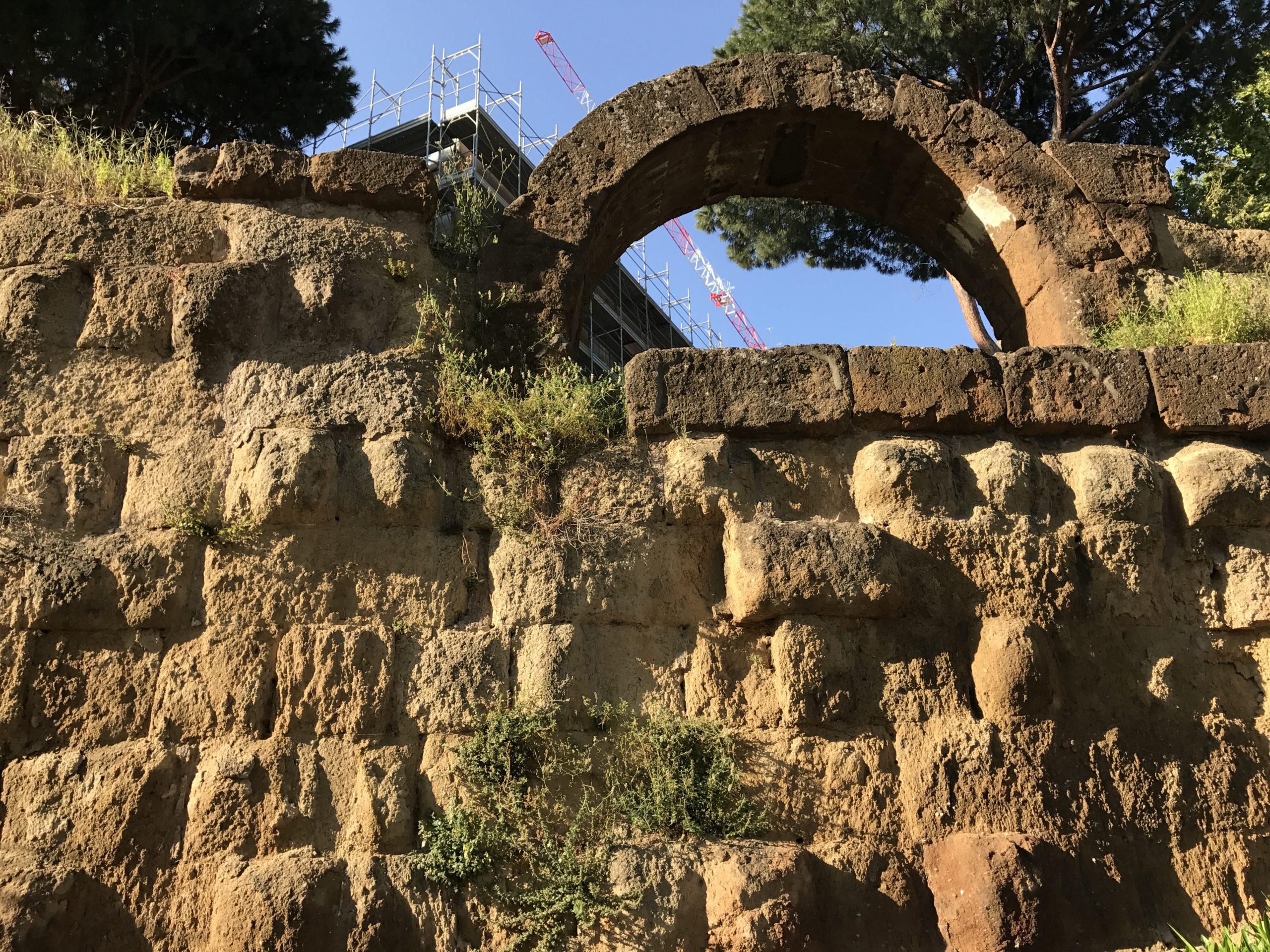 Murus Servii Tullii (Servian Walls)