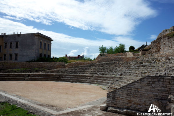 Ancient Rome Live Theatres Pula Warren George 01