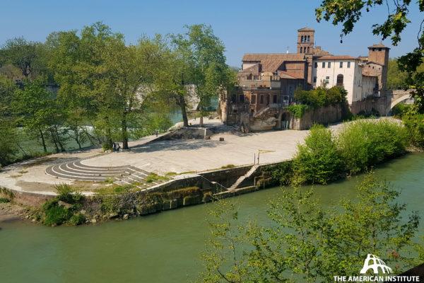 Ancient Rome Live Tiber Island Jamie Heath 03