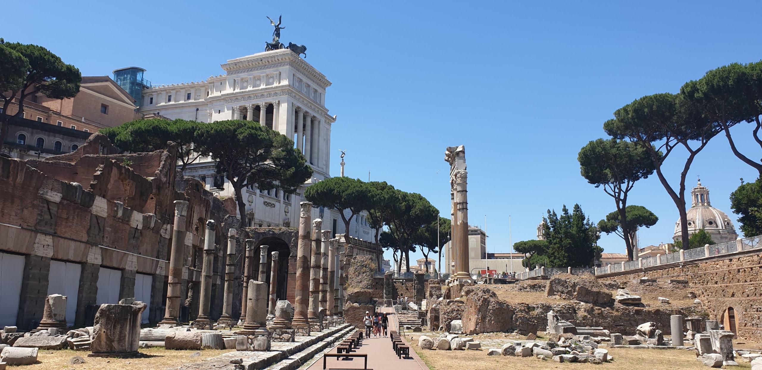 Forum Iulium/Caesaris (Forum of Julius Caesar)