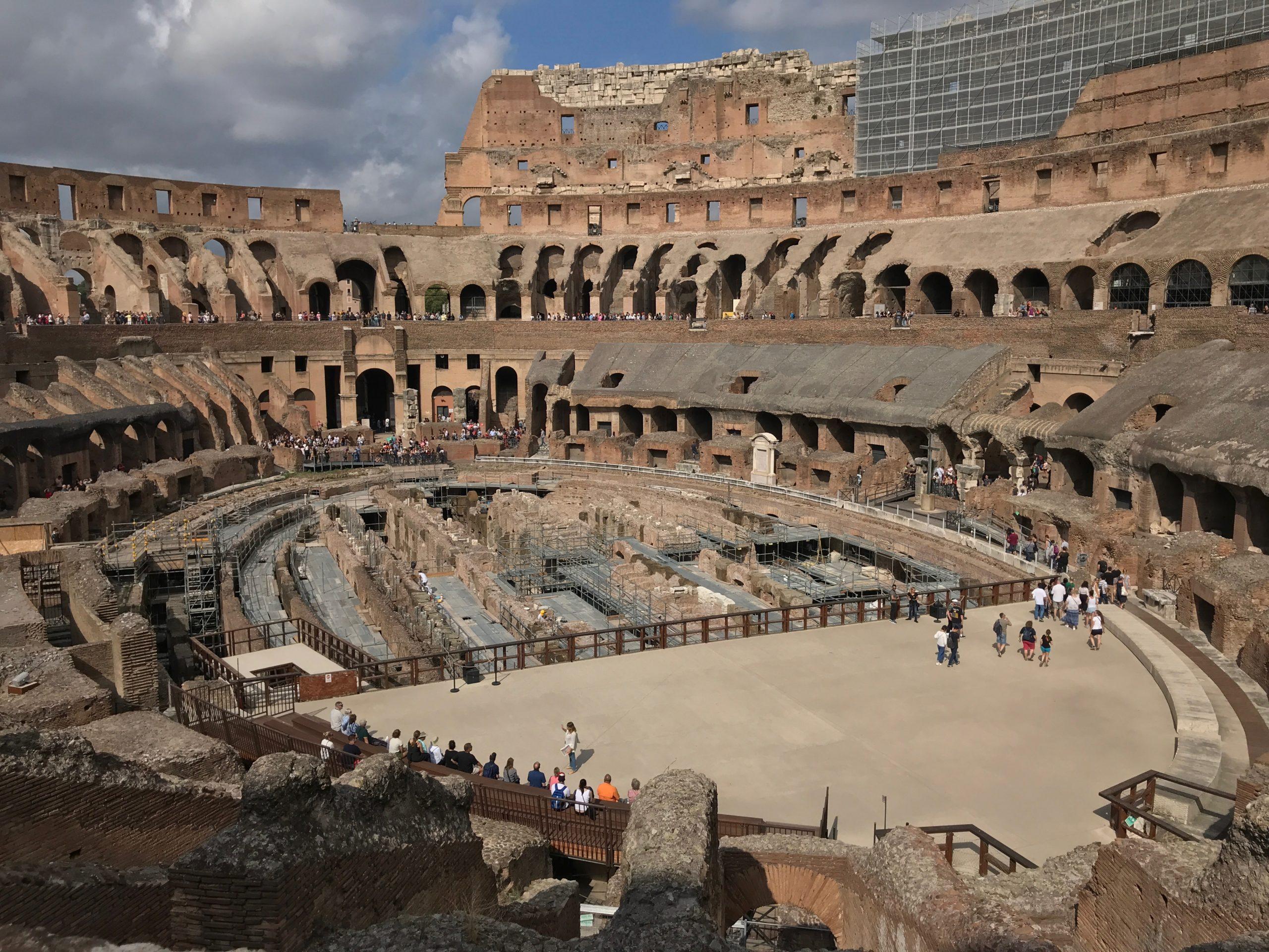 The Roman Metropolis