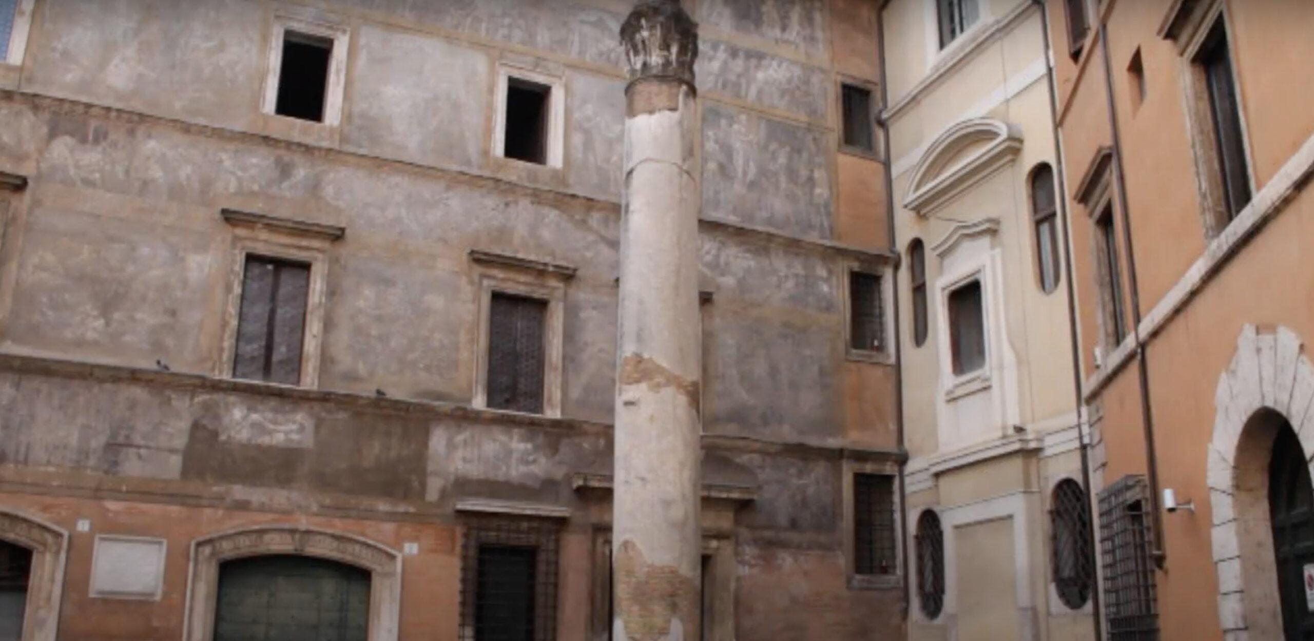 Odeum of Domitian (Odeon of Domitian)