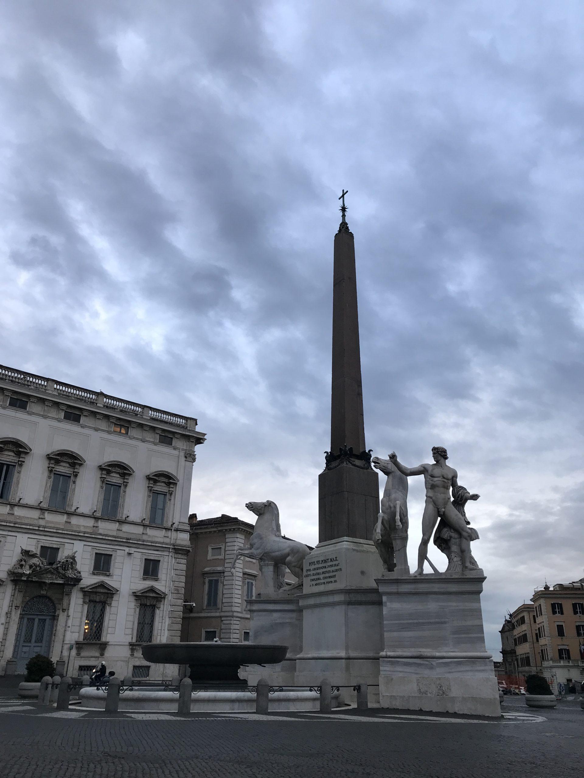 Quirinal Obelisk