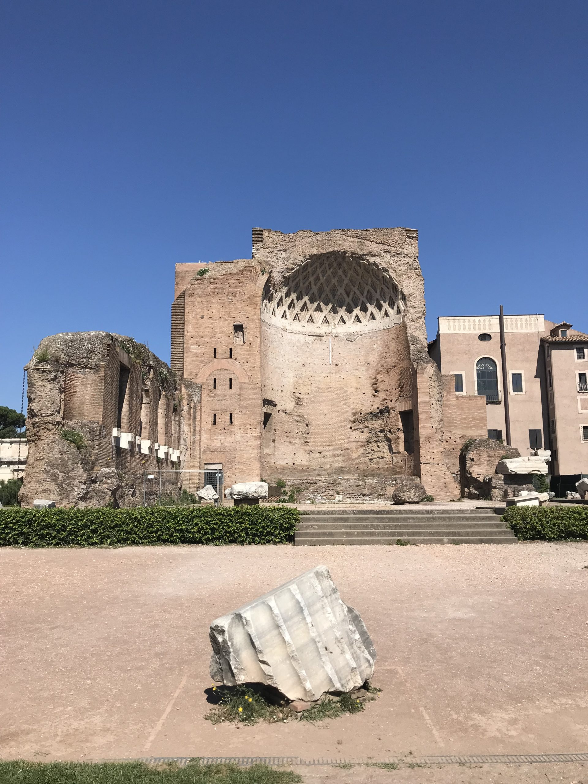 Temple of Venus and Roma (Venus et Roma)