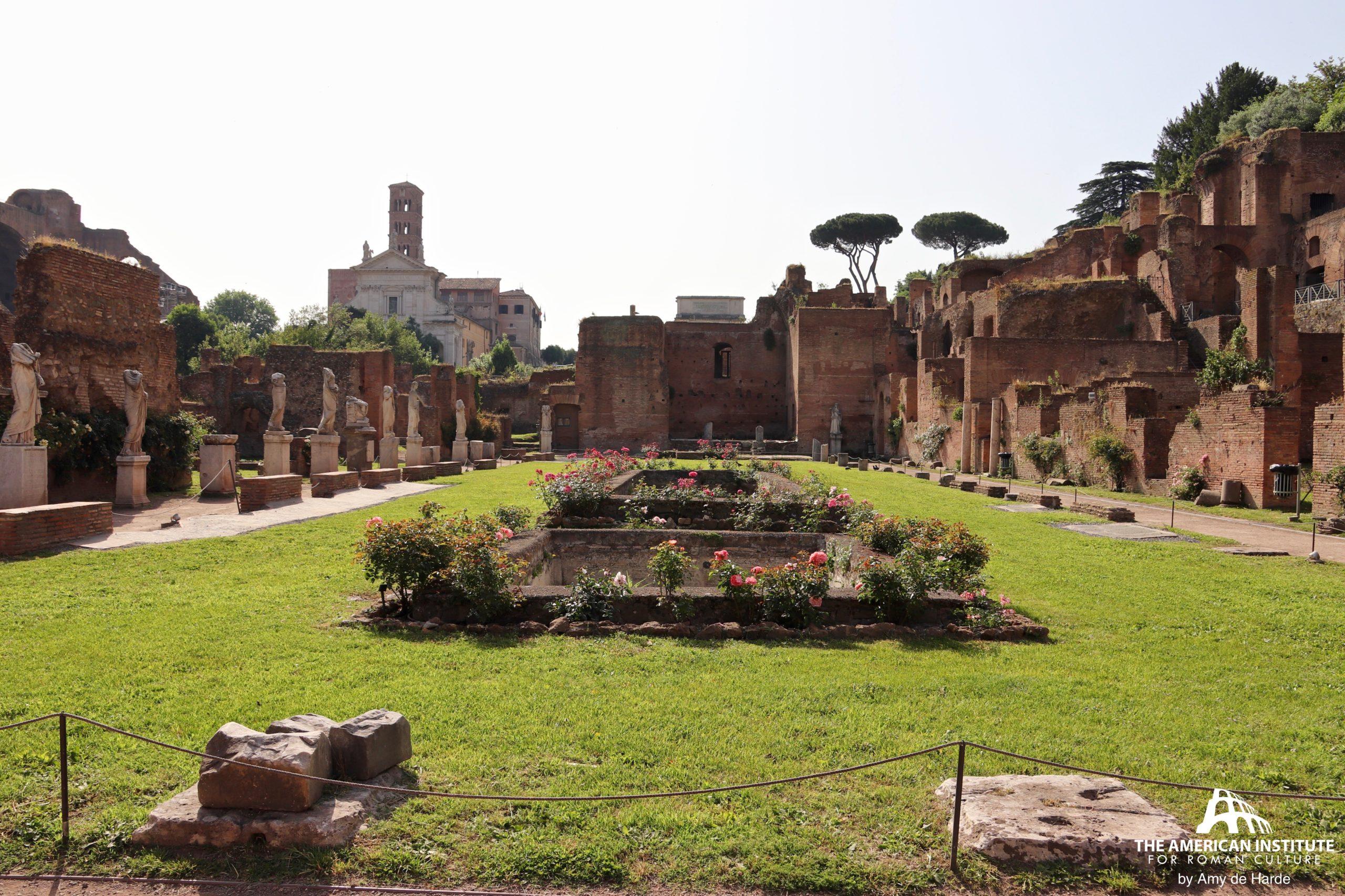 Atrium Vestae (House of the Vestal Virgins)