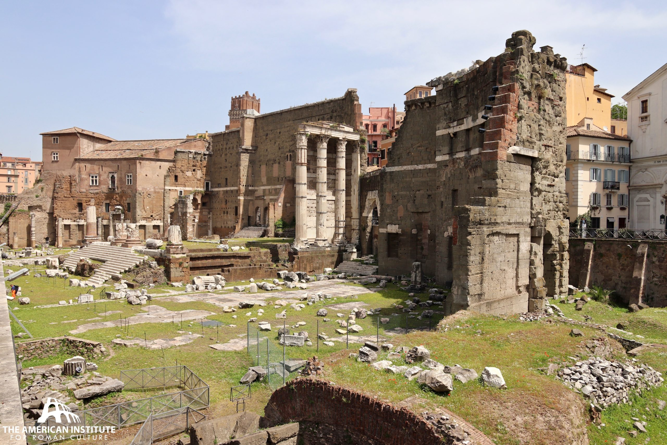 Forum Augustum (Forum of Augustus)