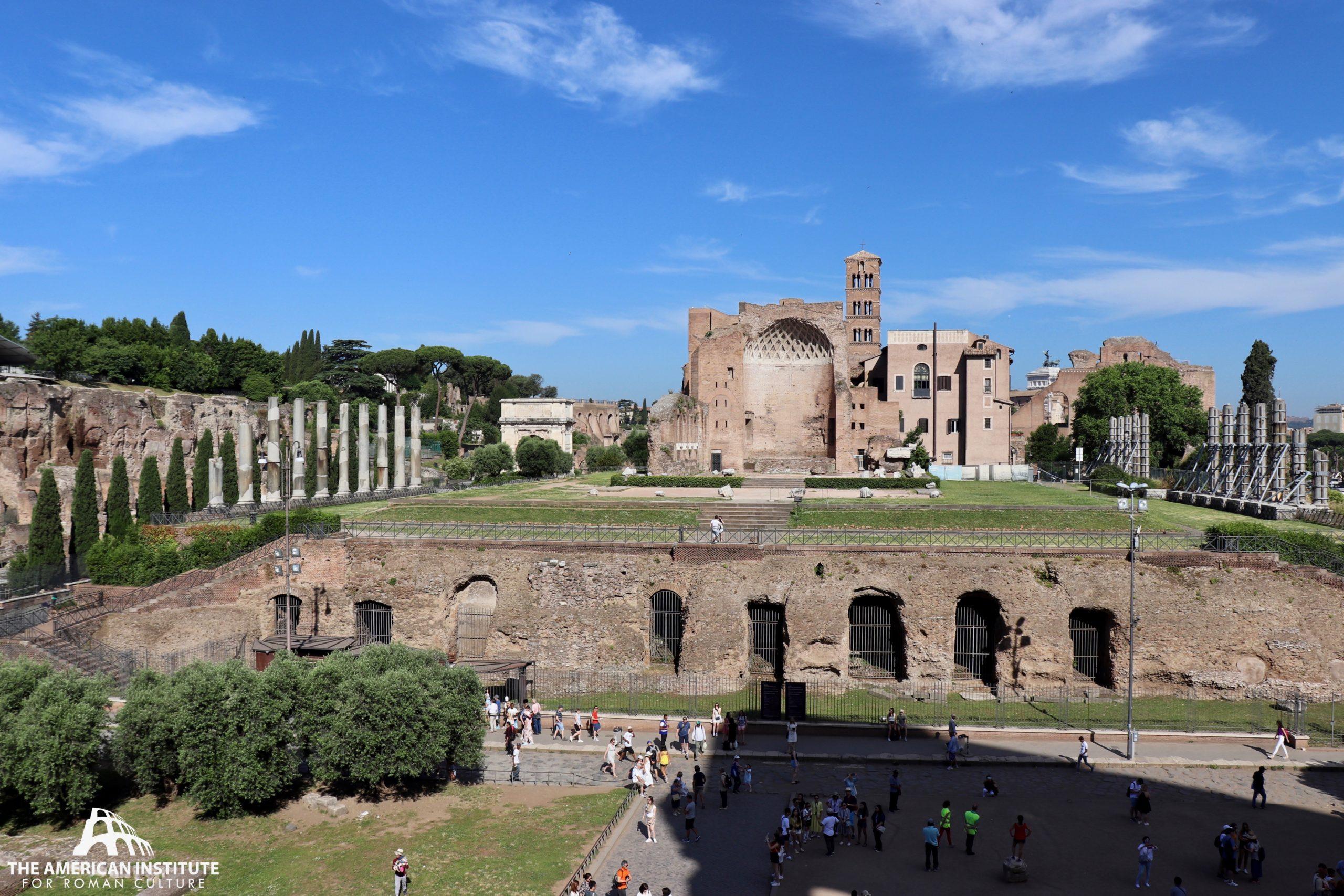 Temple of Venus and Roma (Venus et Roma)