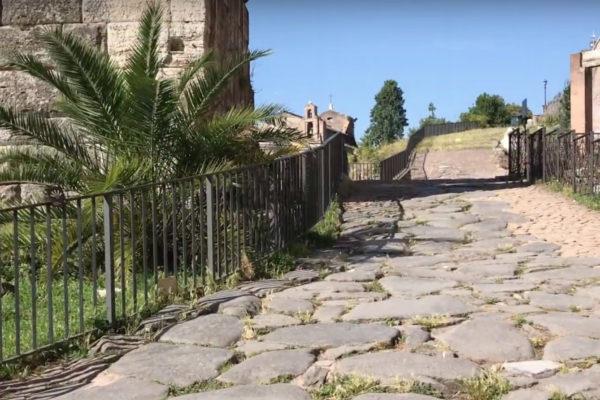 Ancient Rome Live Clivus Capitolinus feature Image