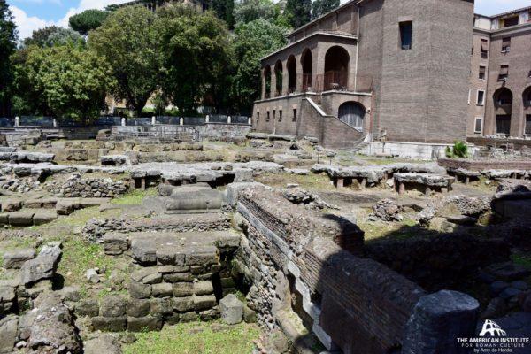 Sacred Area Sant'Omobono