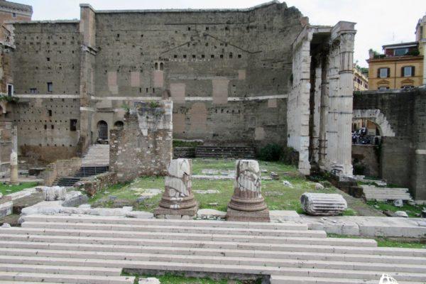 Temple Mars Ultor / Forum Augustum
