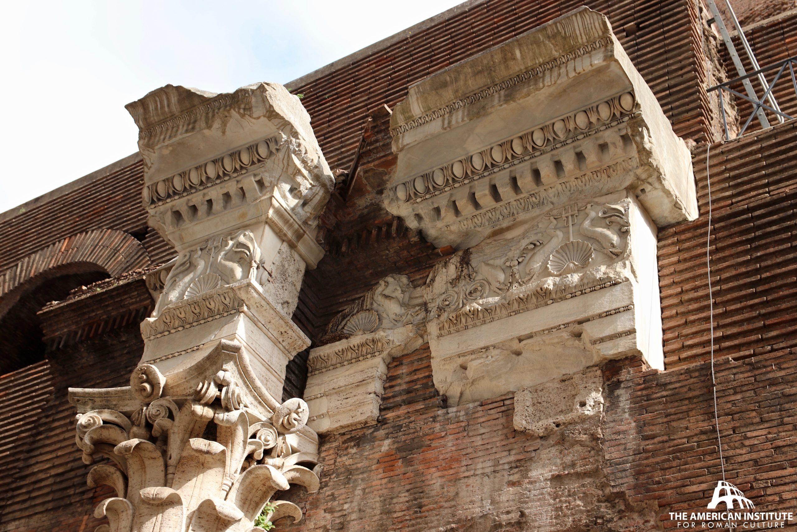 Basilica Neptuni (Basilica of Neptune)