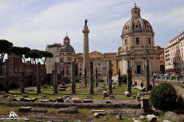 Forum of Trajan #1