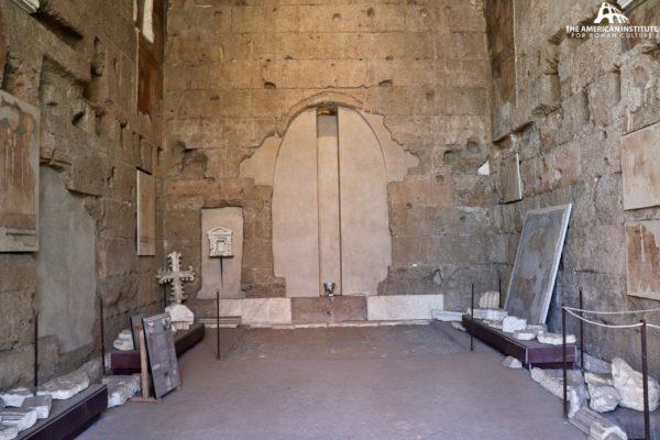 Interior Portunus