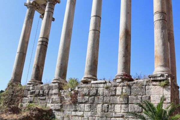 AIRC Temple of Saturn
