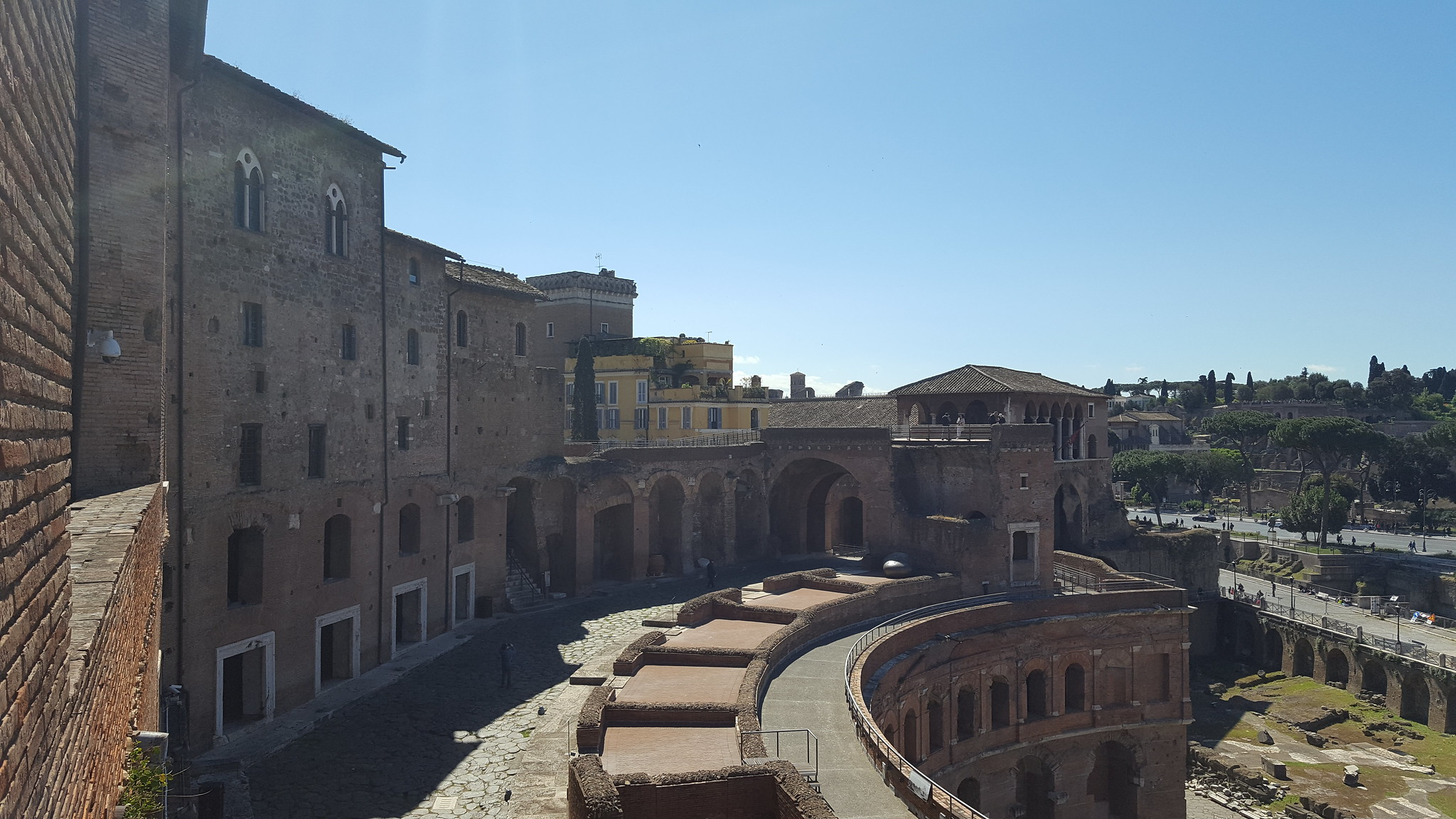 The Museum of the Imperial Fora (Trajan's Markets)