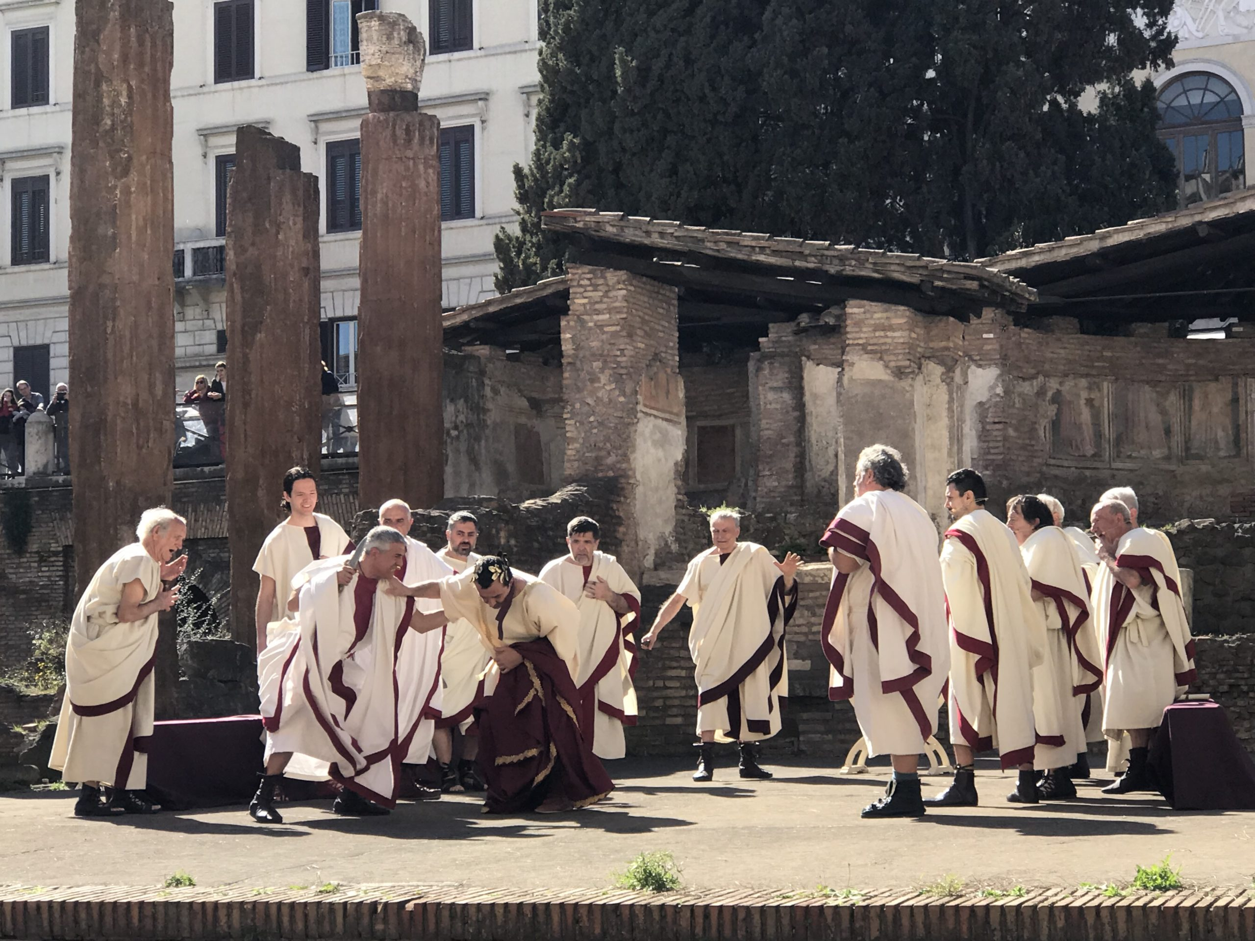 Seminar – The Ides of March