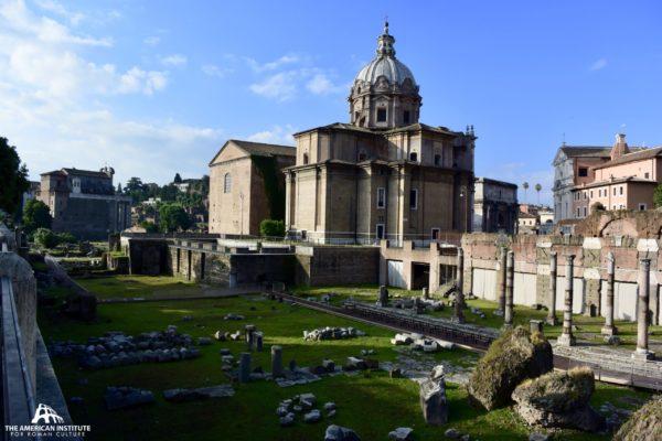 Forum of Caesar #1
