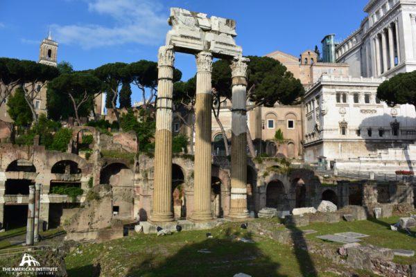 Temple of Caesar #2