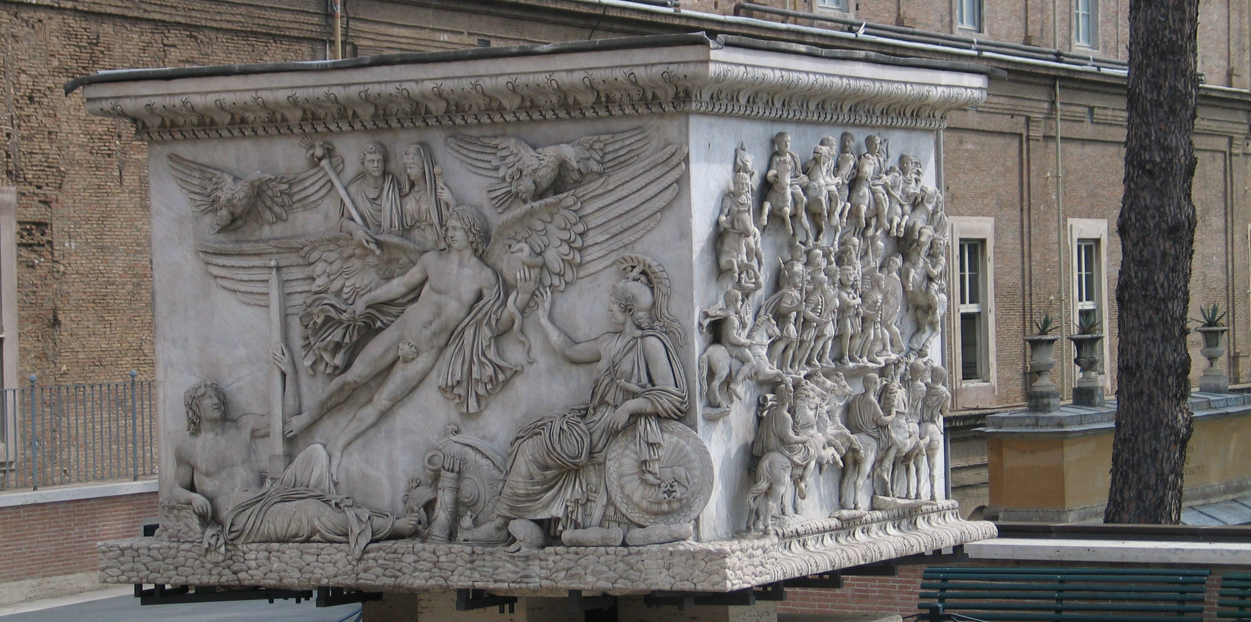Seminar – Becoming a God; the Deification of the Roman Emperor