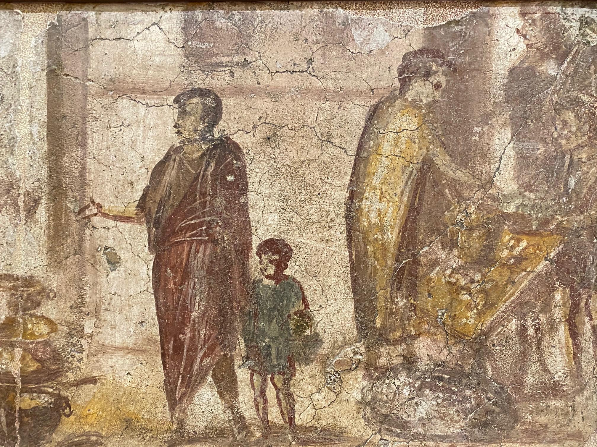 Seminar (For Kids) – Jokes & Pranks in Ancient Rome