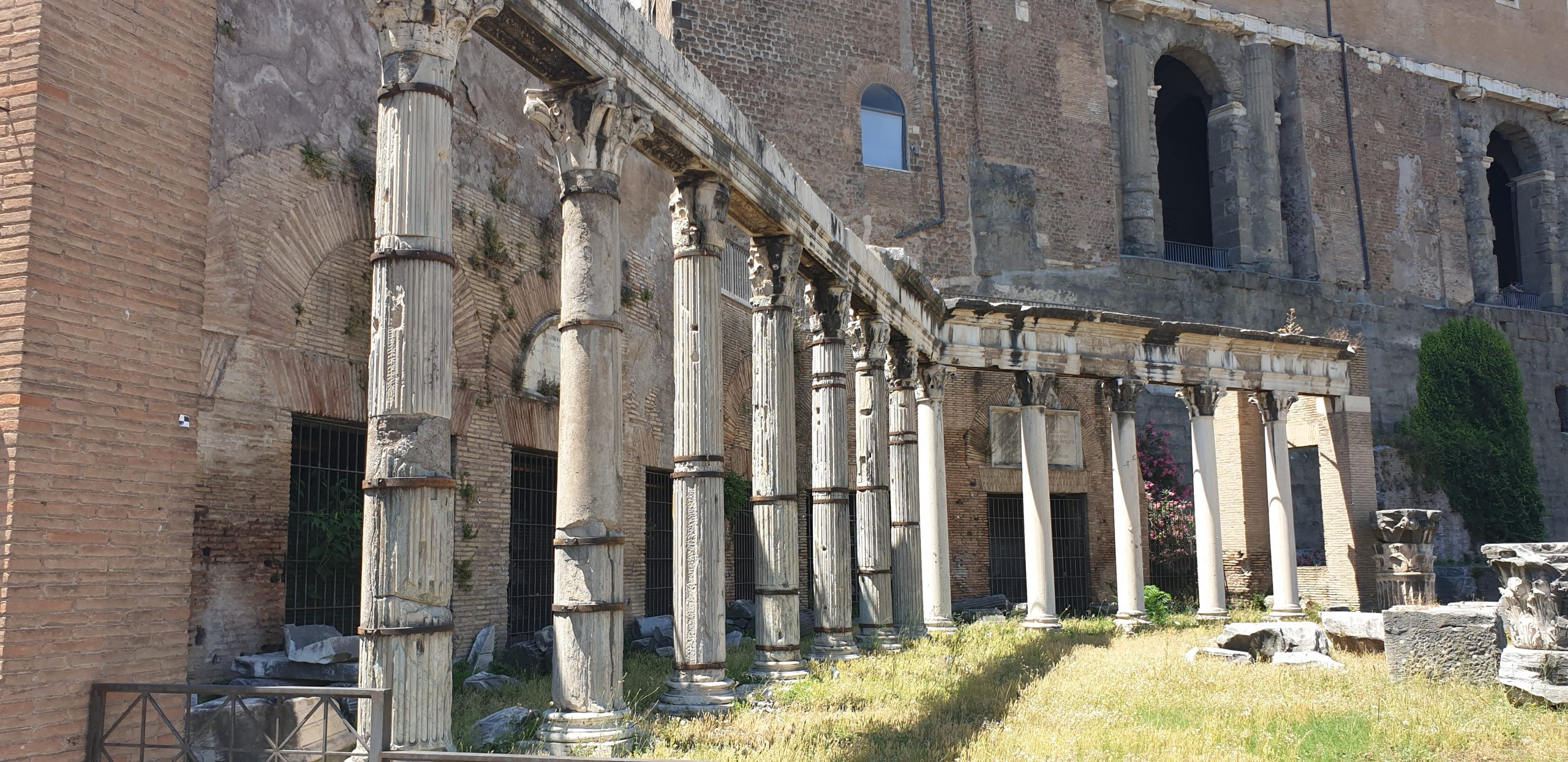 Portico of Harmonious Gods