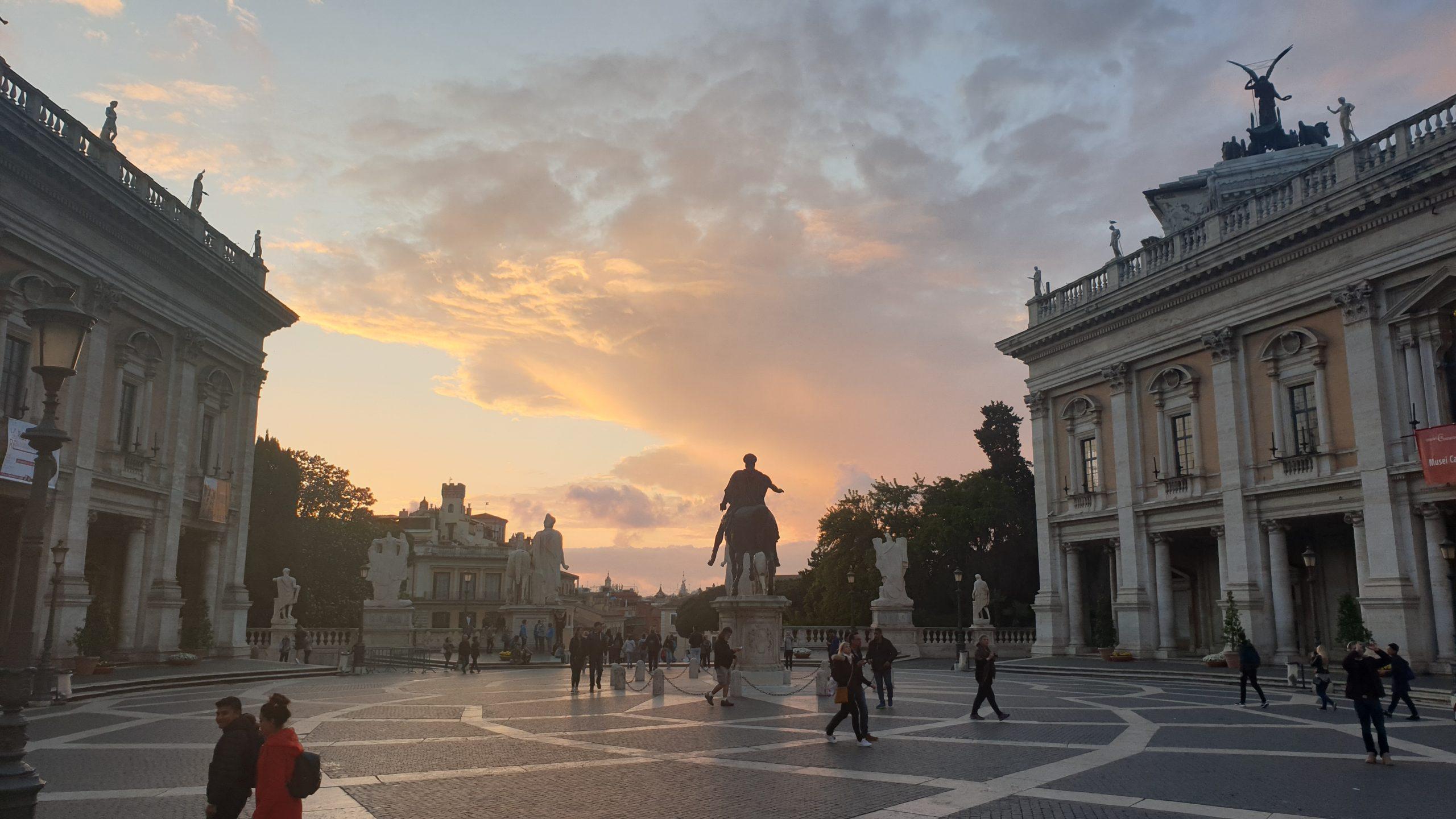 Seminar – The Seven Hills of Rome