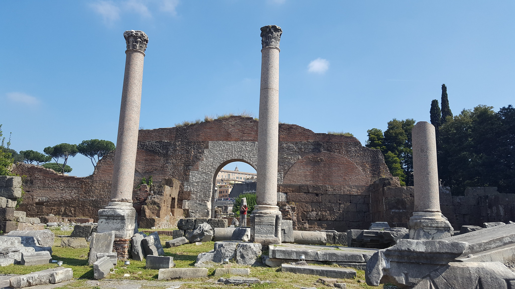Basilica Aemilia-Paulli