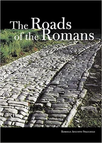 The Roads of the Romans (Getty Trust Publications: J. Paul Getty Museum) Hardcover – February 26, 2004 by Romolo Staccioli (Author)