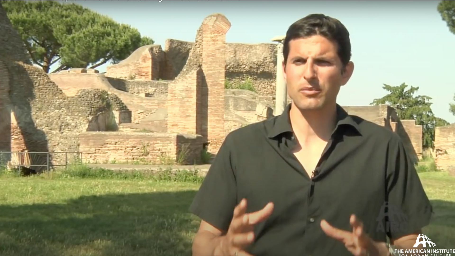 Ostia, Italy (Ostia Antica) – Chapter 6: Baths and Bathing