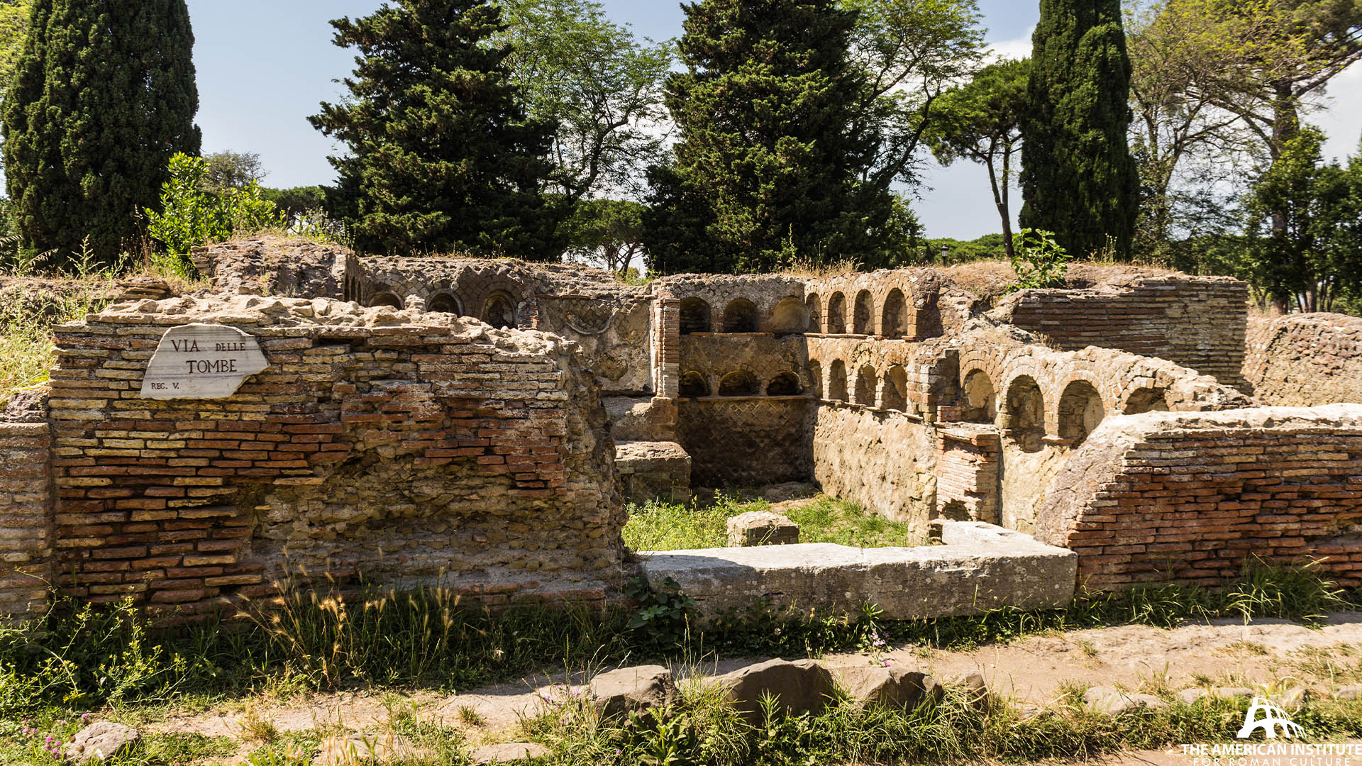 Ostia, Italy (Ostia Antica) – Chapter 8: Death and Burial