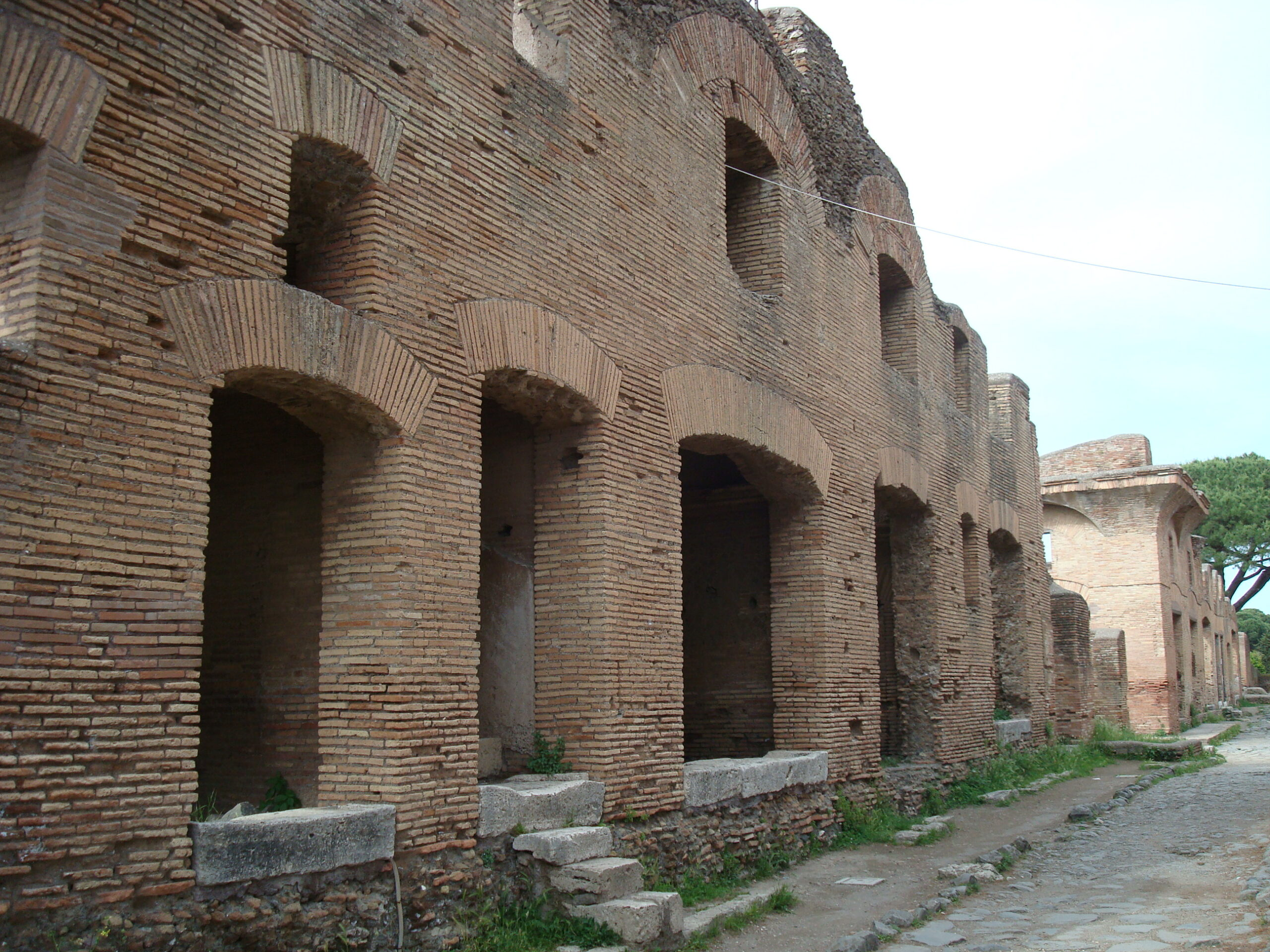 Ostia, Italy (Ostia Antica) – Chapter 7: Roman Construction