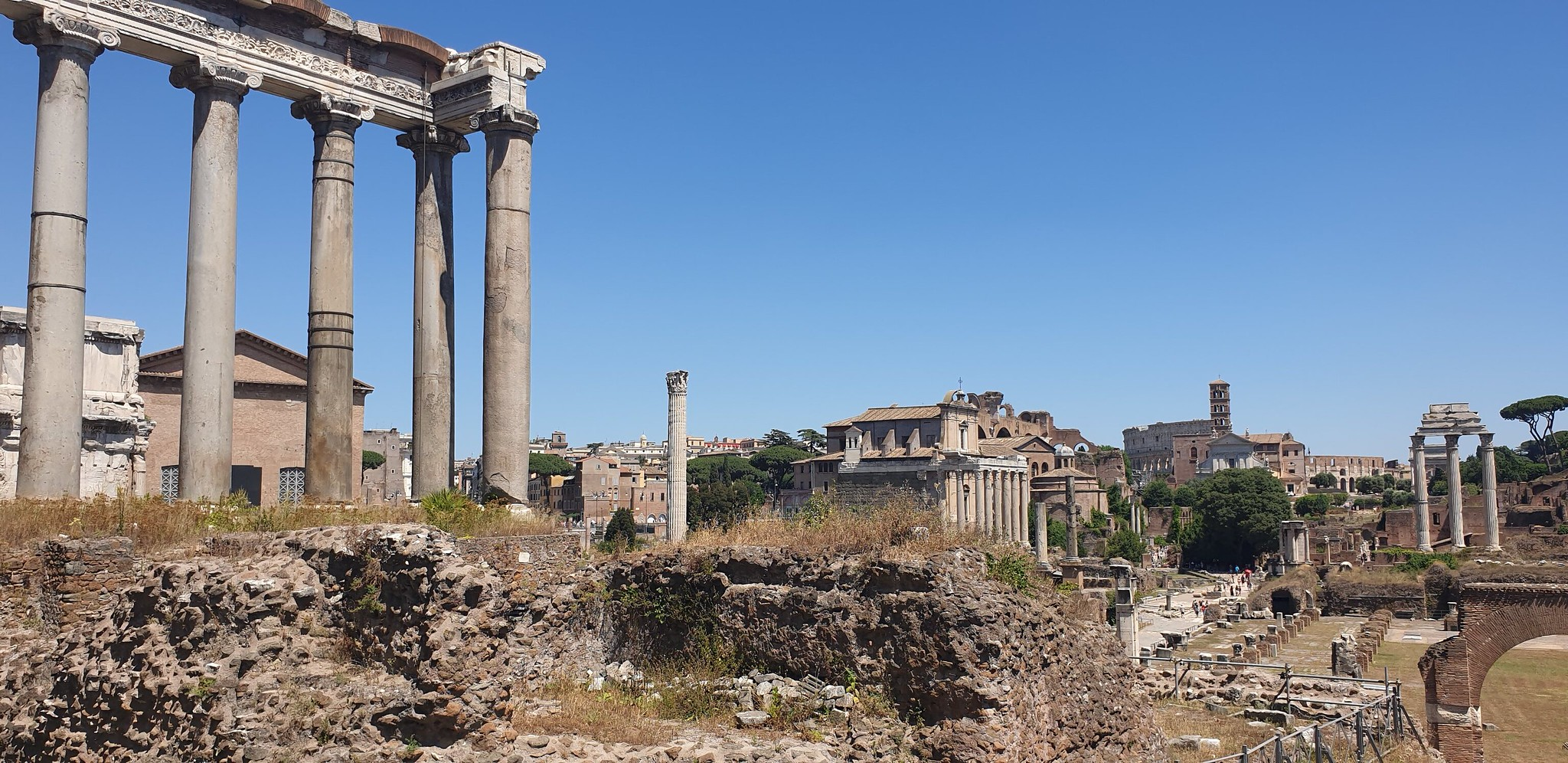 Forum Romanum (Roman Forum) – Republican Period