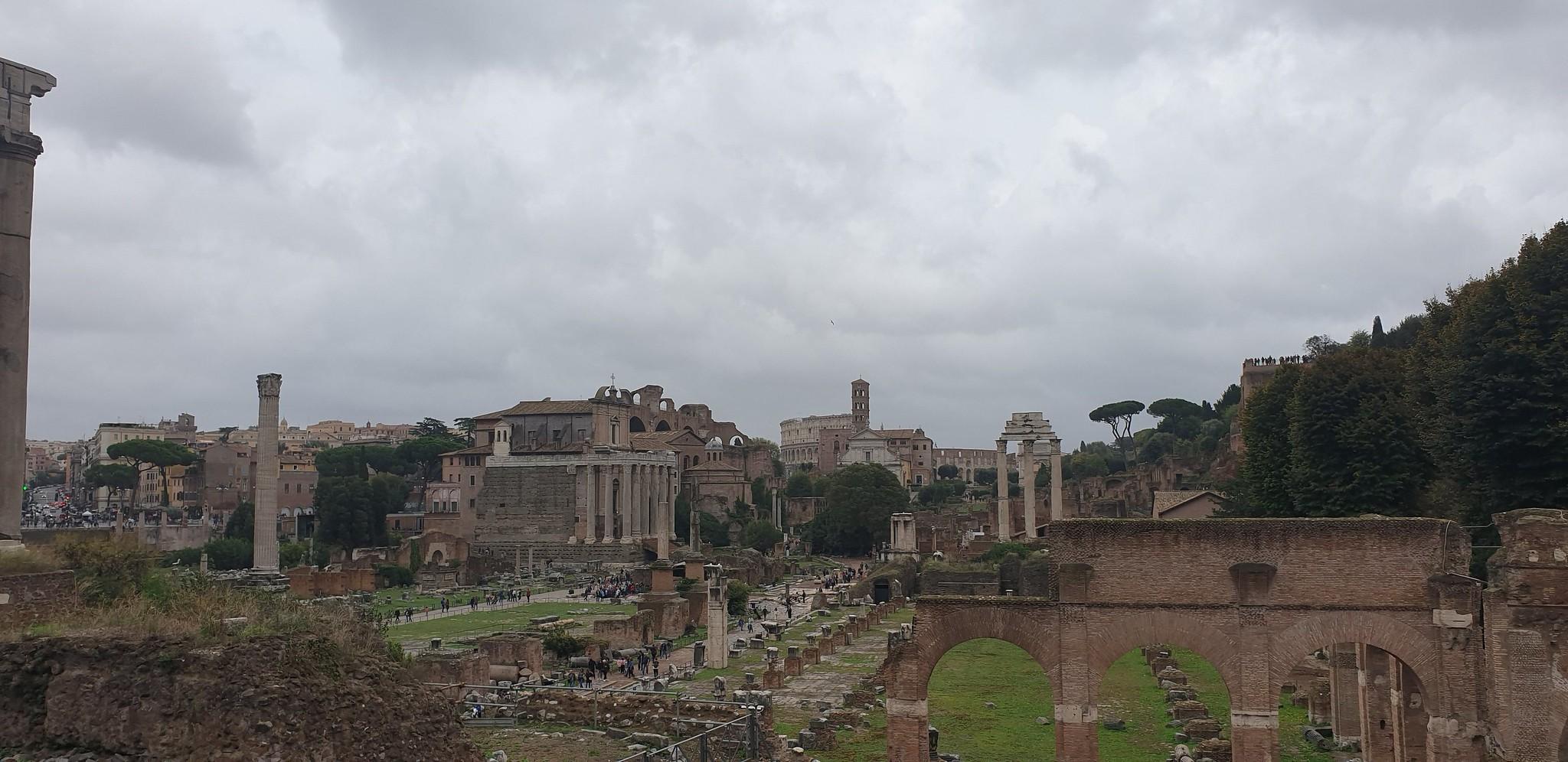 Forum Romanum (Roman Forum) – Regal/Archaic Period