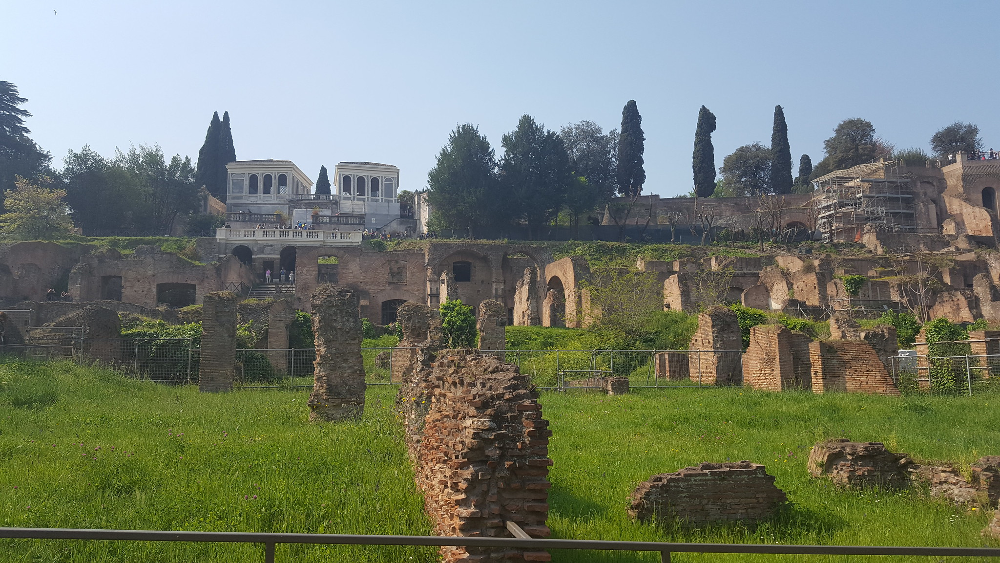 Forum Romanum (Roman Forum) – After Antiquity