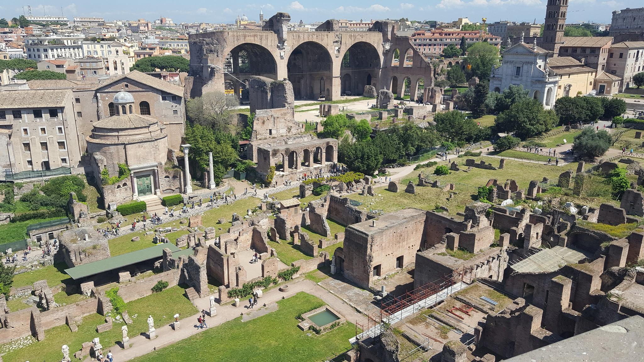 Forum Romanum (Roman Forum) – Imperial Period