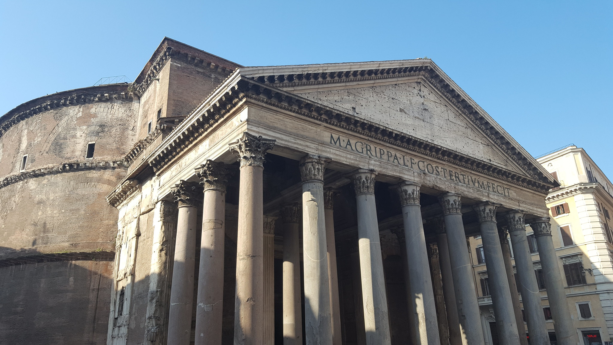 Seminar – Pantheon Neighborhood Walk