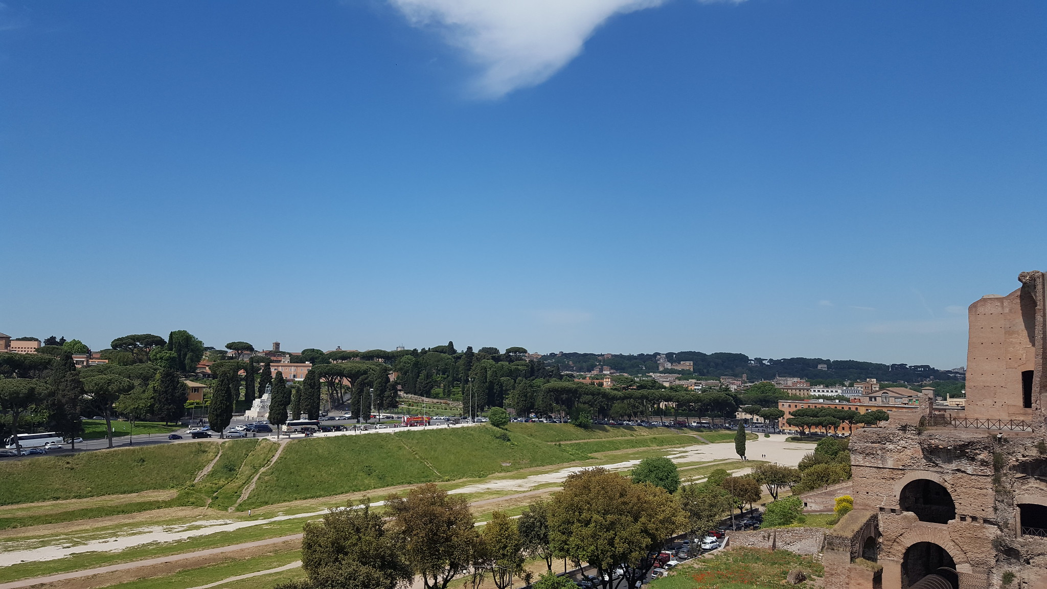 Seminar – The Ludi Romani in the Circus Maximus