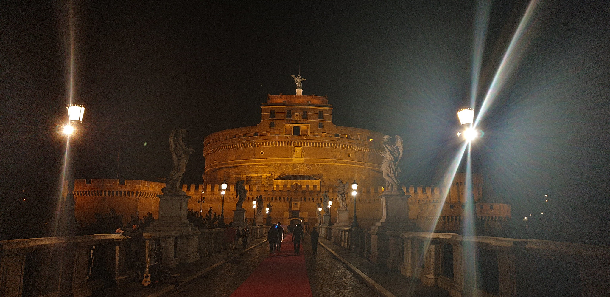 Seminar – The Mausoleum of Hadrian (Castel Sant'Angelo)