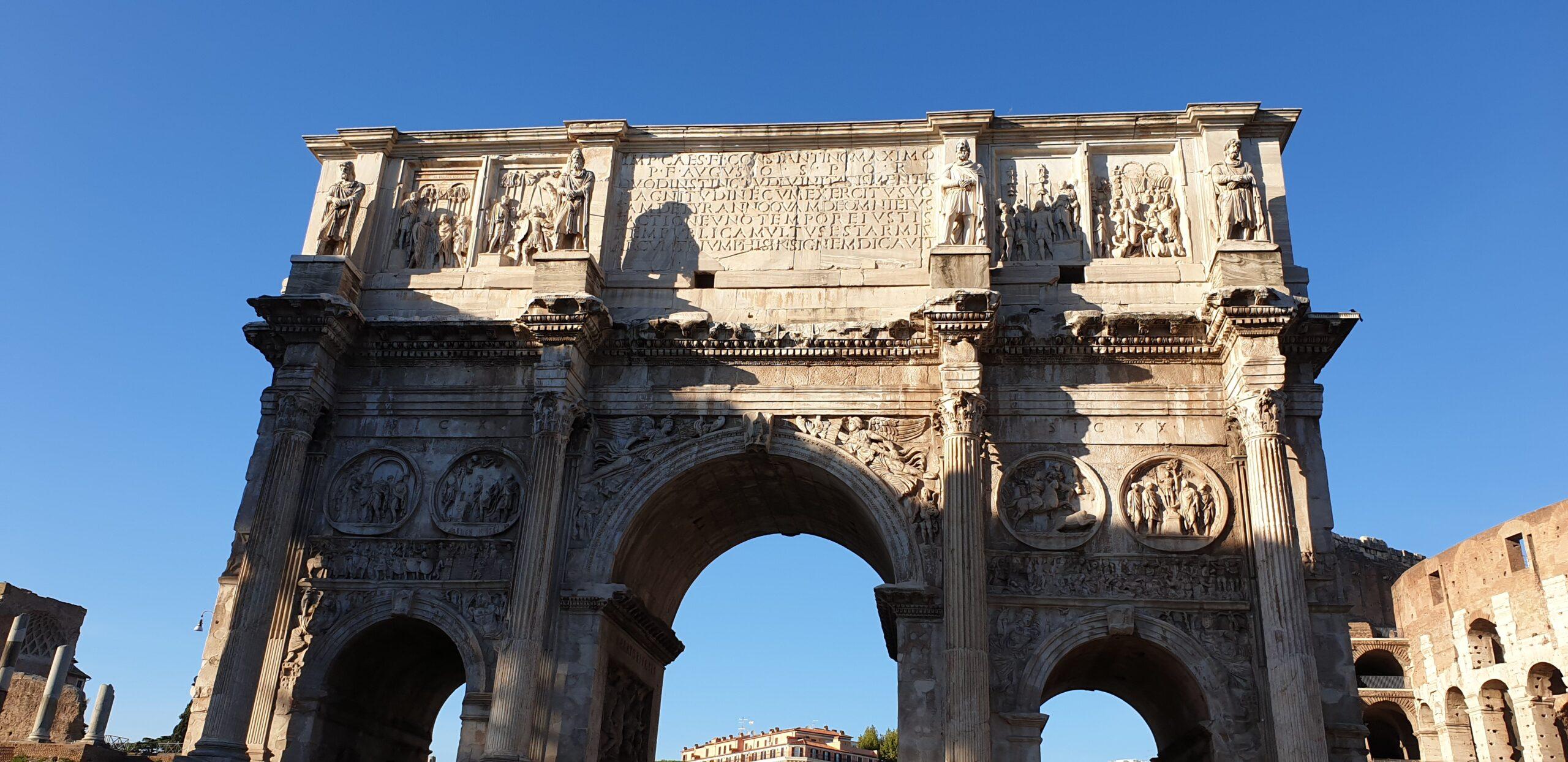 Arcus Constantini (Arch of Constantine)