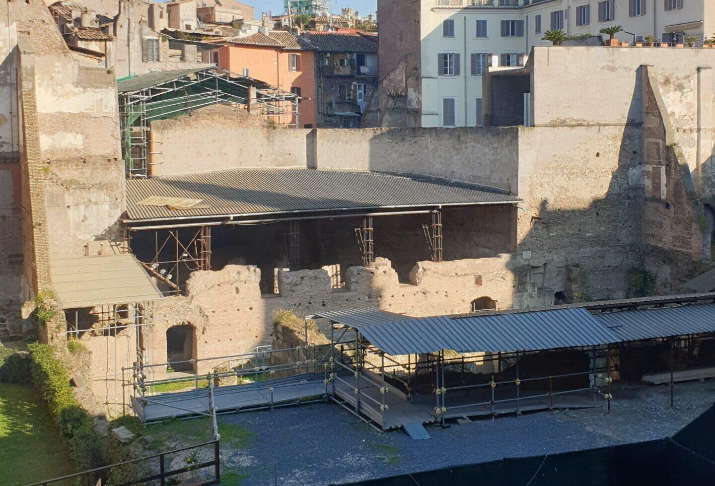 Theatrum Balbi (Theatre of Balbus)