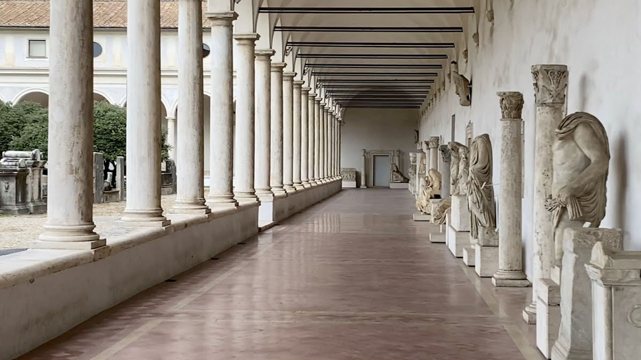 Museo delle Terme / Museum of the Baths of Diocletian (Museo Nazionale Romano)